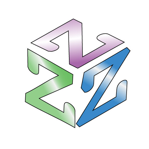 zandstra web solutions white logo
