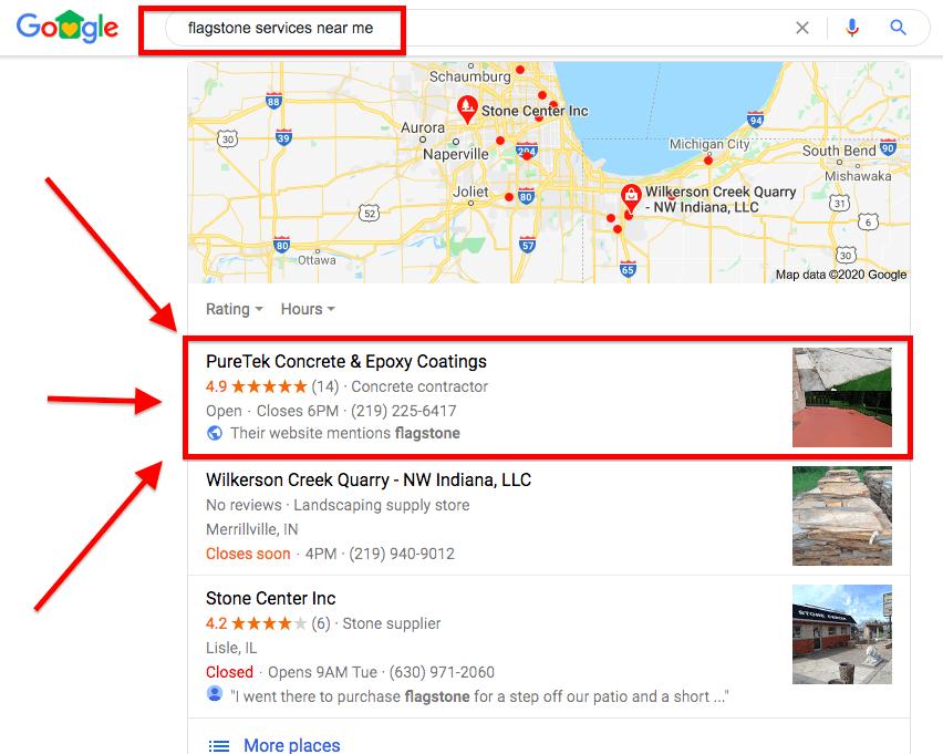 Google Search Engine Optimization Ranking #1