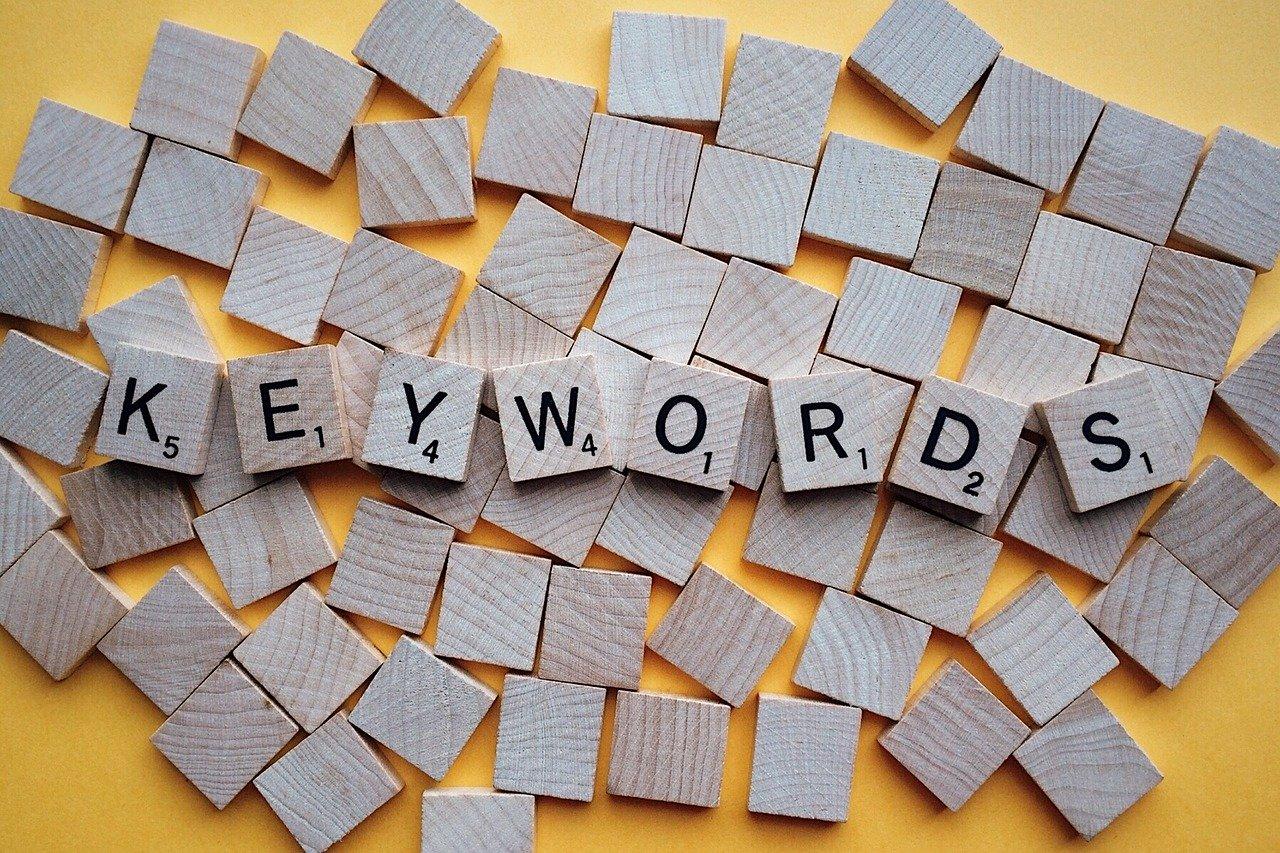 Keywords search engine optimization